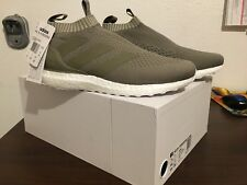 842387c4 Adidas Ace 16+ Purecontrol Pure Control Ultra Boost Size US 7.5 Olive Clay