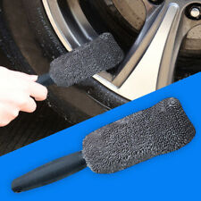 Auto Tool Tyre Cleaning Car Alloy Wheel Brush Vehicle Wash Tire Rim Clean Useful