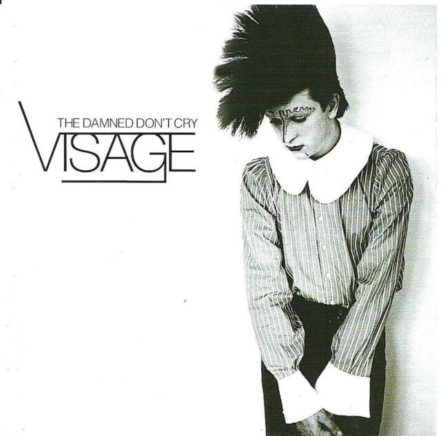 Visage - The Damned Don't Cry (CD-Album, 2000) 16 Songs - Topzustand, wie neu!