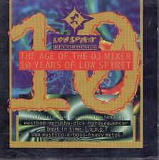 Low Spirit-10 Years of (1995) WestBam, Beat in Time, DJ Dick, Mindstorm.. [2 CD]