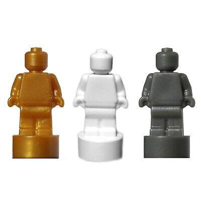 Astronaut x 3-21309 Apollo Saturn V Rocket GENUINE LEGO NEW LEGO MicroFig