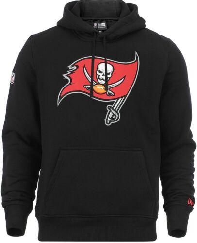 NEW Era-NFL Tampa Bay Buccaneers TEAM LOGO HOODIE-BLACK
