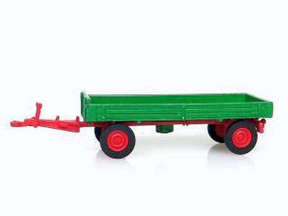 Npe Modellbau 1 87  Na99048 Weidner Rubber Wagon, Wagon, Wagon, Green b70b8b