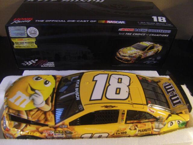 Kyle Busch 2014 M&M's Peanut Camry 1/24 NASCAR 1/961