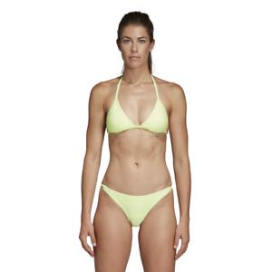 Details about Adidas Womens Bikini Swim Solid Triangle Train Beach Swimwear DQ3180 show original title