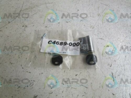 NEW IN FACTORY BAG * INDUSTRIAL MRO C4689-000 LOCK AND KEY
