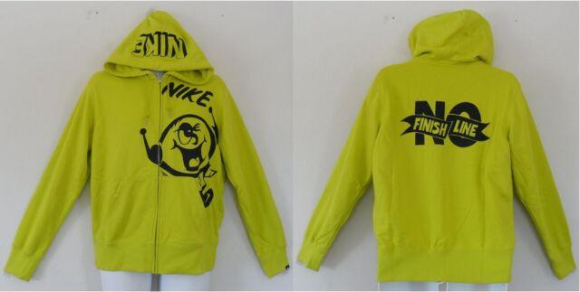 nwt~Nike SQUAD NO FINISH LINE GRAPHIC Hoody Sweat Shirt Fleece Jacket top~ Mens e0b3ce22c0c4