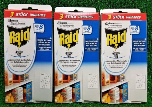 3x RAID aliments-mites piège alimentaire aidedefilets!!! 1 Pièces = 1,61 €