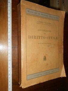 LIBRO-Istituzioni-di-diritto-civile-Alberto-Trabucchi-1964-Cedam-Scienze-Giurid