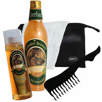 Brubaker Men's Beer Shower & Bath Gift Set With Comb 'women's Leg' (5 Pcs.)
