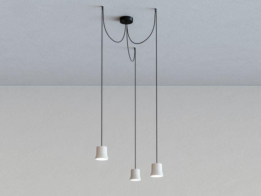 Artemide - GIO' light Cluster - Lampada a sospensione - design Patrick Norguet