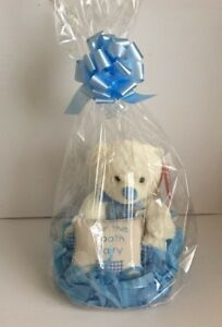 Image is loading Baby-Boy-Gift-Hamper-Baby-Shower-Gift-New-