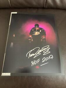 Teemu-Selanne-Signed-11x14-Photo-Inscribed-HOF-2017-Anaheim-Ducks-RARE