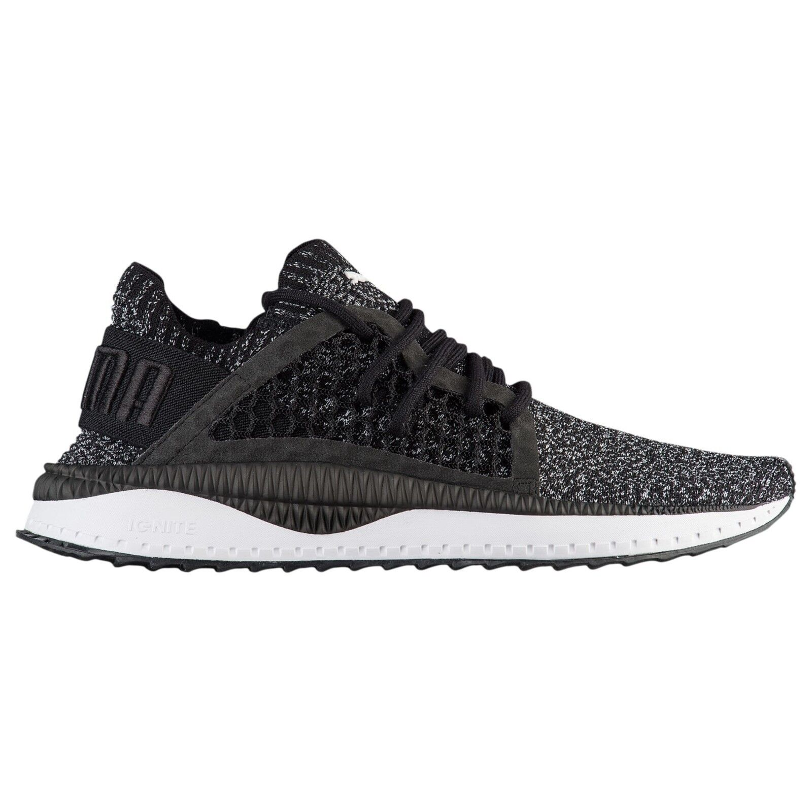 NEW Mens PUMA TSUGI SHINSEI NETFIT EVOKNIT Casual Shoes Black White 36510803