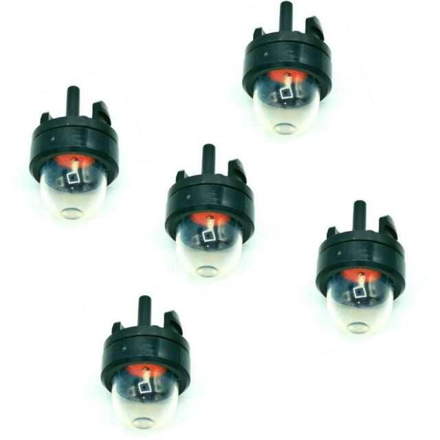 5-10pcs Homelite Echo Stihl Ryobi Poulan Zama Primer Gas Fuel Bulb Pump Bulbs US