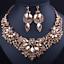 Fashion-Women-Pendant-Crystal-Choker-Chunky-Statement-Chain-Bib-Necklace-Jewelry thumbnail 97