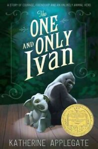One-and-Only-Ivan-Paperback-by-Applegate-Katherine-Brand-New-Free-shipping