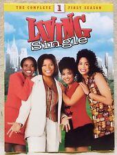 Living Single - The Complete First Season DVD - 4 Disc Box Set