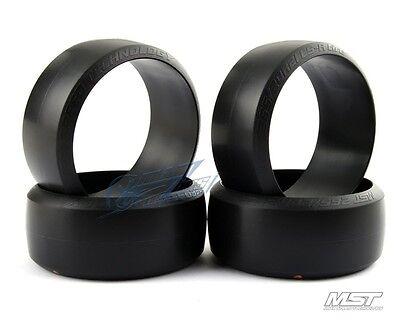 MSTCS-R tire (for carpet) RC 1/10 Drift Car Wheels (4 PCS) 101030 New