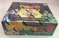 Dragon Ball Z Heroes & Villains Card Game Booster Box - Factory Sealed