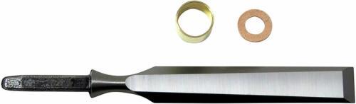 Narex 3//4 Inch Unhandled Premium Chisel Blank