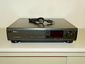 Blaupunkt RTV-925 High-End S-VHS Videorecorder, 2 Jahre Garantie