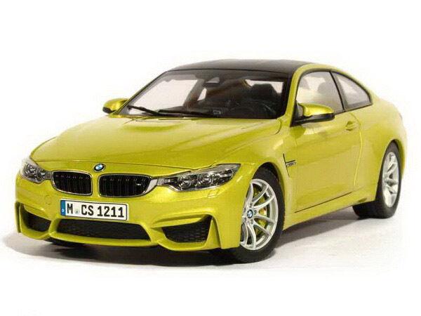 Bmw m4 coupé f82 gelbe 1,18 paragon