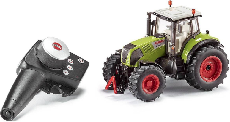 SIKU CONTROL 1 32 SCALE CLAAS AXION 850 TRACTOR 6882   grand choix