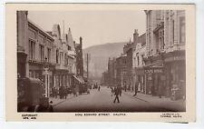KING EDWARD STREET, HALIFAX: Yorkshire postcard (C19833)