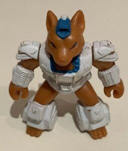Code-Hasbro-16-Sly-Fox-Battle-Beast-series-1-Vintage-figures-80-S