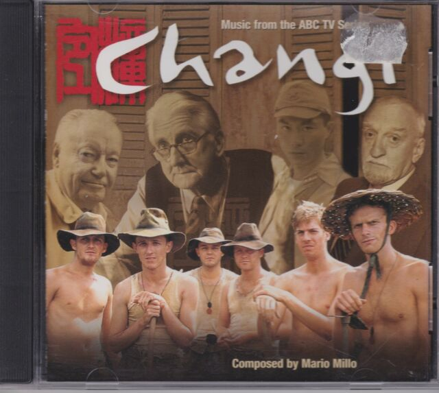 CHANGI - MUSIC FROM THE ABC TV SERIES -BRAND NEW AND SEALED CD