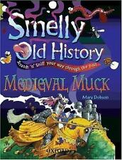 Medieval Muck (Smelly Old History)-ExLibrary