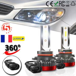 9005-HB3-Mini-Auto-LED-Ampoule-Voiture-Lampe-Kit-Phare-Feux-110W-20000LM-6000K