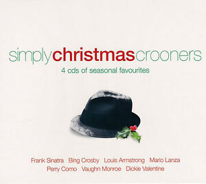 NEW-4CD-SIMPLY-CHRISTMAS-CROONERS