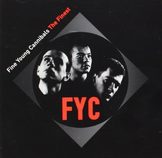 Fine Young Cannibals Finest Best Of CD NEW SEALED She Drives Me Crazy/Good Thing