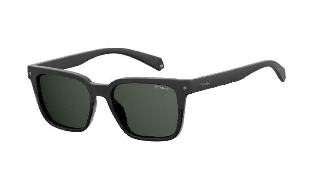 Brillen Sonnen- Polaroid PLD 6044 s 807 (M9) Schwarz Schwarz Schwarz polarisiert   Schöne Farbe  8f2513