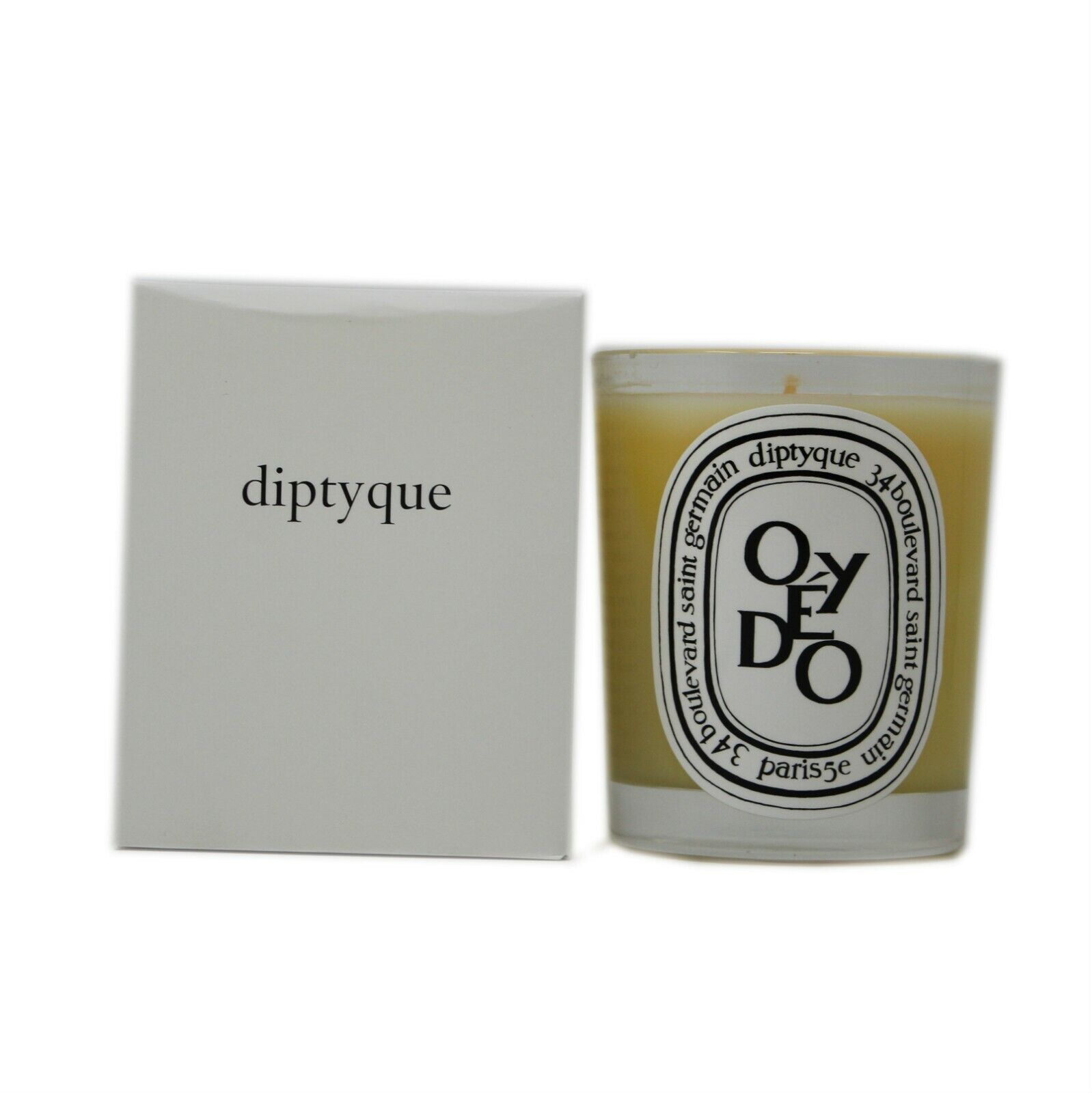 DIPTYQUE OYEDO SCENTED CANDLE 190 G  6.5 OZ.