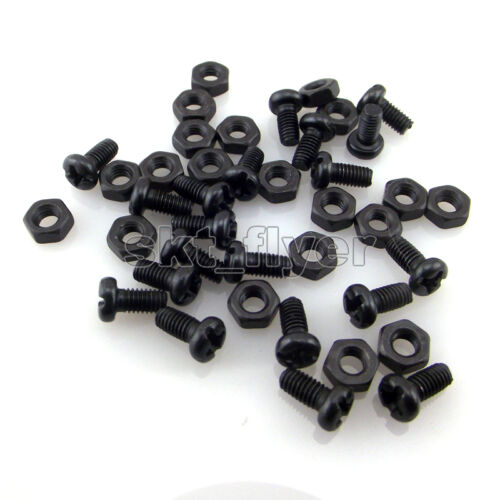 20pair M3 Screw with nut For DIY Toy 3*6MM Car Model Robot Hobby Kit