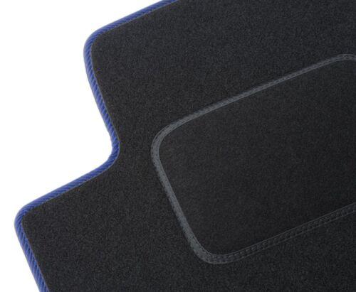 S1D00000 Autoteppiche Automatten Velours Fussmatten Citroen C4 Grand Picasso I 2