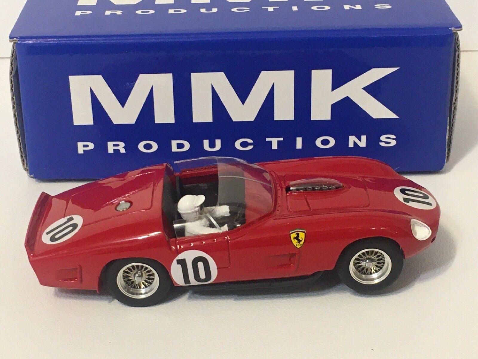 フェラーリ250 TR 61勝者ルマン1961