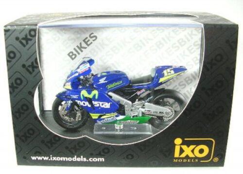 S. Gibernau Honda RC211V No.15 Moto GP 2005 1:24