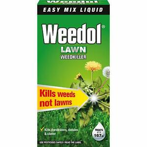Weedol-Lawn-WeedKiller-Concentrated-250ml-Plant-Grass-Flower-Garden-Weed-Prevent