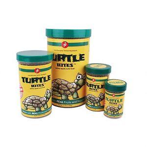 HBH Turtle Bites Pisces Best Aquatic Food Real Fruits and Veggies ...