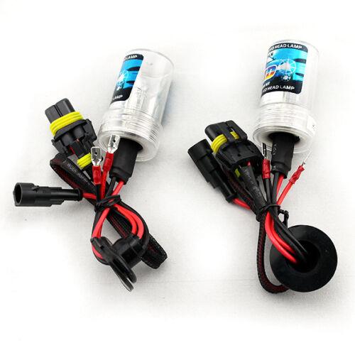 HID Xenon Bulbs Headlight Conversion Kit Silm Ballasts H4 H7 H11 9006 9005 H1 H3