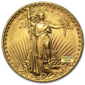 20-Saint-Gaudens-Gold-Double-Eagle-AU-Random-Year-SKU-1122