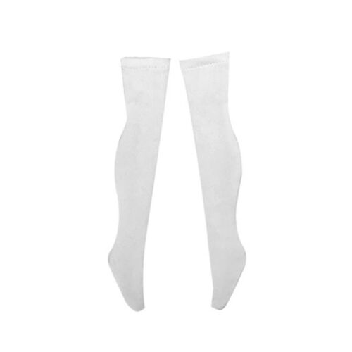 1//6 Scale Stockings for 12inch Female Action Figures Body White