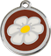 RED-DINGO-DAISY-Engraved-Dog-Cat-ID-identity-Tags-discs-ALL-COLOURS-1DA thumbnail 8