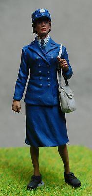 1//35 scale resin model kit WW2 British WREN #2