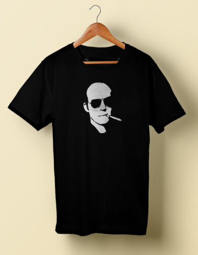 Thompson T Shirt Tee Fear and Loathing S M L XL 2X 3X 4X 5X Hunter S