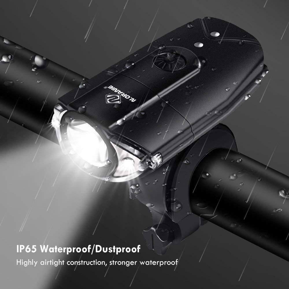 LED Bicycle Lights Set, USB Rechargeable Bicycle Lights  700 Lumens Bicycle Light  designer online